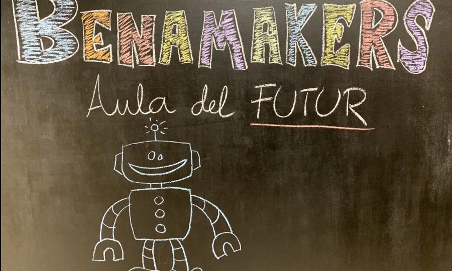 Viaje al Aula de los Benamakers: El aula del futuro en un colegio rural