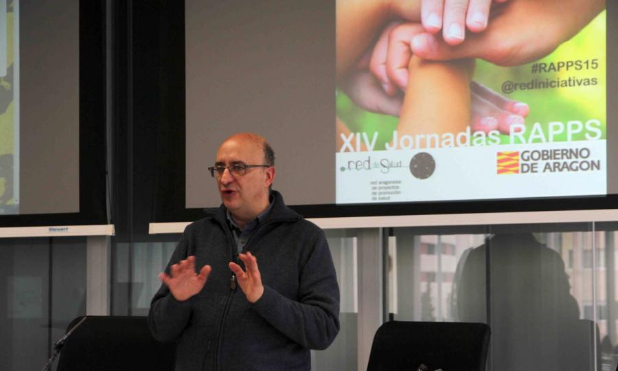 Entrevista a Javier Gállego Diéguez, experto en Educación para la salud